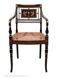 Regency Chairs on Pinterest