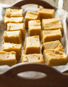 Healthy No-Cook Peanut Butter Fudge is thick, luscious and everything you want from peanut butter fudge. Made with whole, healthy ingredients and no cooking! Vegan, clean eating and gluten free.