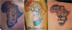 Tattoos of Africa which would you choose?