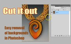 Cut it out - Removing photo backgrounds