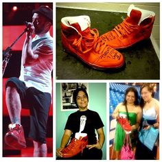 Justin Timberlake in the Jordan Son of Low Cement. In stores now ...