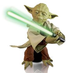 Star Wars The Train You I Can Jedi Master Yoda Figure Toy Limited time Christmas #StarWars