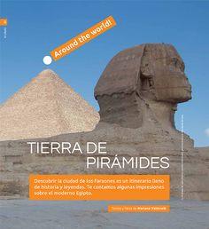 U-likeit! #5 | Egipto - Tierra de Pirámides.