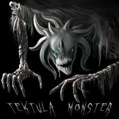 TEKTULA | Monster | Music Cover | #monster #ep #demon #dark #noise #techno #hardcore | www.tektula.com