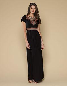 Petite-Black-Maxi-Dress-