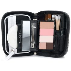 Trish Mcevoy Makeup Bag Planner It Has Binder Ring To Place Your Eye Shadow