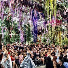 "Nasiba Adilova's Spring 2014 Paris Fashion Week Diary - Day Three ""Inside the Dior show"""