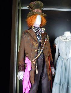 Mad Hatter Alice in Wonderland costume