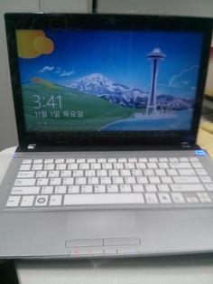 My notebook... windows 8