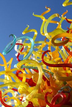 Dale Chihuly Art Glass Sculptures On Pinterest 71 Pins