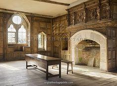 The Solar, Stokesay Castle N080468STOKESAY CASTLE, Shropshire ...