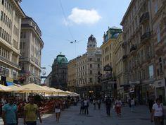 Vienna at its best Graben