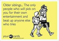 as an oldest sibling♡