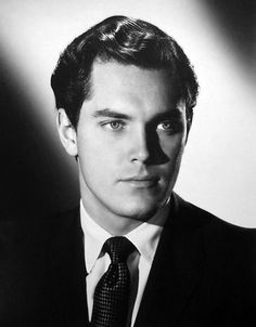 "sweetheartsandcharacters: ""Jeffrey Hunter """