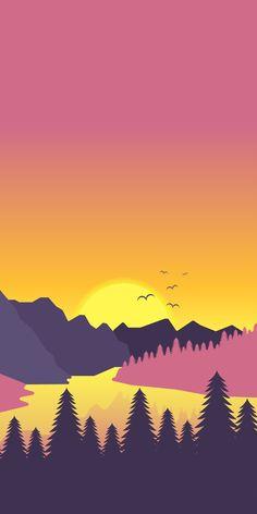 - Wallpapers for Phones Mkbhd Wallpapers, Phone Wallpaper Images, Sunset Wallpaper, Scenery Wallpaper, Mobile Wallpaper, Wallpaper Backgrounds, Iphone Wallpaper, Landscape Illustration, Landscape Art
