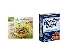 New Coupons: Gluten Free Cafe + Breathe Right!