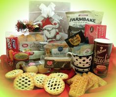 916 PB54 Grans Favourites $72.00 Melbourne, Sydney, Christmas Hamper, Hampers, Personalized Gifts, Biscuits, Alcohol, Pudding, Fruit