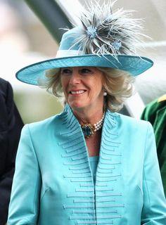 Camilla, Duchess of Cornwall, 2008