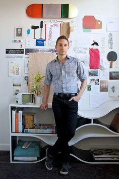 interview with nicolai czumaj-bront, design lead - europe at HAWORTH - designboom   architecture