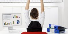 Here's how you can actually get toned while doing your job.