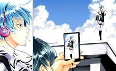 Adaptasi Anime Fuuka Mengumumkan Lebih Banyak Pemerannya