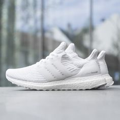 0e579a4a7c813 adidas UltraBoost 3.0 (BA8841) Triple White USD155 on Sale  solecollector   dailysole