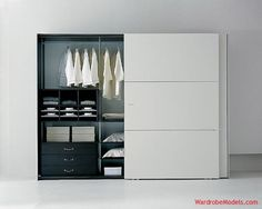 Designer Bedroom Wardrobe and Furniture Ideas | Wardrobe Models