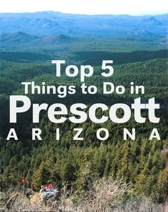 Take a trip to Prescott, Arizona!   I missed one of them...better go back! #Summer #Travel Staycation Ideas
