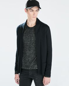 Clothes, Shoes & Accessories Zara Man Open Jacket Men's Clothing