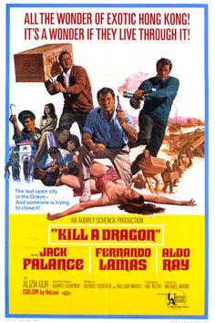Kill a Dragon (1967). Jack Palance, Fernando Lamas