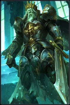 Vortigern - Heroes of Camelot Wiki