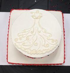 Bridal shower cake  #treebranchcakery