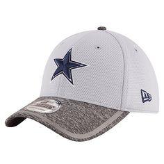 Dallas Cowboys New Era Fan Gear Training 39Thirty Cap 54431d981