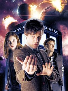 favorite season: six.. there's all this wibbly wobbly timey wimey stuff in it!