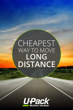 Compare moving services and find the cheapest way to move long distance. Cheap Moving Companies, Moving Services, Moving Costs, Long Distance, Adulting, Tiny House, Charlotte, Wanderlust, Military