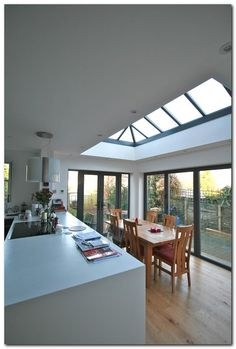 70+ Awesome Roof Lantern Extension Ideas