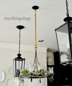 unwrap rope then re-wrap around electrical cord tightly | KEY.WEST ...