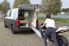 Bullifaktur VW T4 T5 T6 Transporter Camper Wohnmobil Campervan Motorrad
