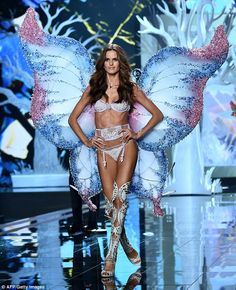Izabel Goulart Most Beautiful Angel of Victoria's Secret photo