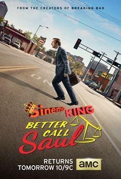 Better Call Saul 2. Sezon Tüm Bölümler izle Türkçe Altyazılı, 2016 yılında çekilen dizinin 2. sezonu karşınızda. Tek Part şeklinde tüm bölümler aşağıda.