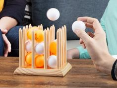 Bounce Battle Game by Battle Games: Ping Pong Family Fun | The Grommet®