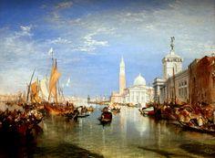 J.M.W. Turner, Venice: The Dogana and San Giorgio Maggiore, 1834