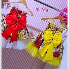 Love for kid fashion : : - Baby African Clothes, African Dresses For Kids, African Children, Latest African Fashion Dresses, Baby Girl Party Dresses, Dresses Kids Girl, Kids Outfits, Ankara Styles For Kids, Moda Afro