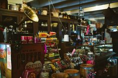 Things to do in northern Michigan. Old Mission General Store. US Vacation Ideas. Traverse City Michigan.