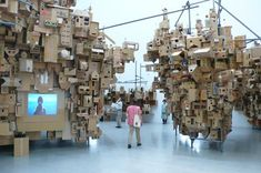 Isabel and Alfredo Aquilizan: In-Habit: Another Country @ 21st Century Museum of Contemporary Art