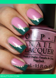 Funky french | Sonja P.'s Photo | Beautylish