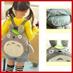 Totoro back pack