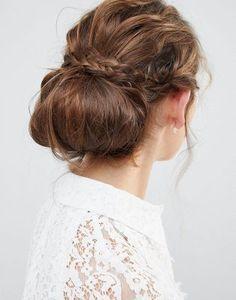 ASOS DESIGN Chignon bun hair tool