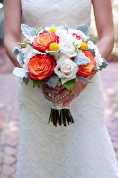 Nate Henderson Photography | Floral Design: A to Zinnias