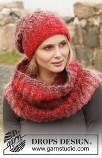 Knitting Patterns Galore - Sweet Maroon Knitted Gloves, Knitted Shawls, Crochet Scarves, Crochet Hats, Knitting Patterns Free, Knit Patterns, Free Knitting, Free Pattern, Popular Hats